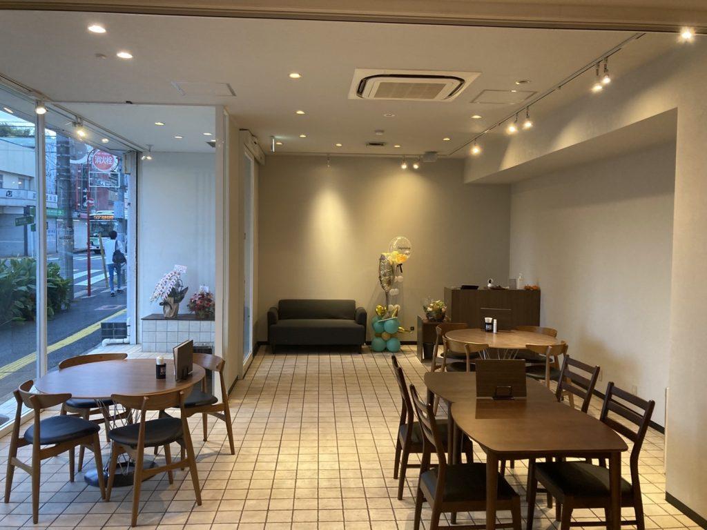 佐倉市の店舗改装工事。